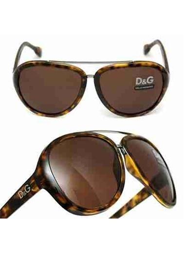 Dolce&Gabbana Dolce & Gabbana 8092 502/73 Unisex Güneş Gözlüğü Siyah